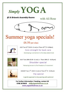 summer special classes